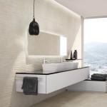 Свежи плочки за баня Tactile от NEWKER CeramicsI (Испания)