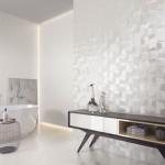 Шумоизолиращи плочки за комфортна баня Luxe от NEWKER Ceramics (Испания)