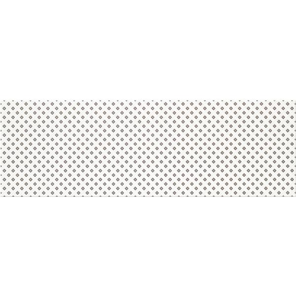 Стенни плочки за баня декор квадрати бяло – Trend Decoro Bianco / B