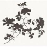 Стенни плочки за баня комплект бяло с цвете – Trend Decoro Bianco C3