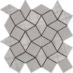 Сребриста мозайка гранитогрес – MOSAICO SILVER NAT/RET