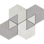 Луксозен италиански гранитогрес хексагон – HEXA COLD NAT/RET