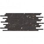 Черен гранитогрес пач NERO REALE LINEE LEV/RET