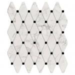 Плочки за баня Calacatta  Esagona 32x37 см Vallelunga&Co.