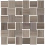 Плочки за баня Open Cenere Mosaico Intreccio 30x30 см Vallelunga&Co.