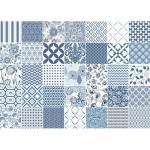 Колекция декоративни плочки Composizione Blu