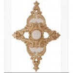 Декоративен елемент за украса в банята – Louvre Curtain Bone