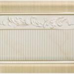 Фриз за баня нисък за цокъл – Majestic Ivory Zocalo
