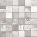 Гранитогрес тип мозайка ефект бяло дърво – Chalkwood White Nat. Mosaico