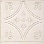 Плочки за баня с флорална украса слонова кост – Eternity Ivory Zen