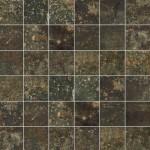 Гранитогрес мозайка ефект ръжда – Grunge Oxidum Lappato Mosaico
