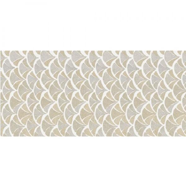 Гранитогрес за външна настилка декоративен модул – Tex Ivory Pattern Outdoor 2 cm