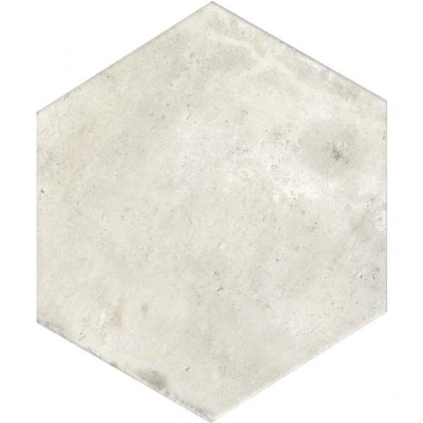 Гранитогресни плочки ледено бял хексагон – Terre Ice Hexagon