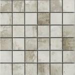 Гранитогресни плочки мозайка леден цвят – Terre Ice Nat. Mosaico 5x5
