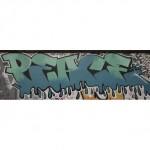 Стенни плочки за баня орнаментика графити – Recover Ornato