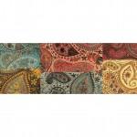 Стенни плочки персийски декор текстил – Montblanc Paisley A
