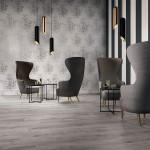 Водоустойчиви плочки за хотели и спа Canvas Beige от Ariana Ceramica Italiana (Италия)