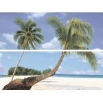 Декорни плочки за баня - 2 броя Set Paradise А