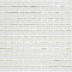 Елитарни мозаечни плочки за шикозен апартамент, с размер 31.6 x 31.6 см. MC-101 BLANCO от MOSAVIT (Испания)