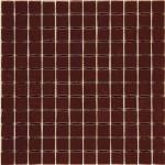 Приказни мозаечни плочки за хотели и СПА, с размер 31.6 x 31.6 см. MC-801 MARRON OSCURO от MOSAVIT (Испания)