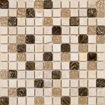 Невероятна мозаечни плочки с размер 30 x 30 см. Gora Mosaico от CIFRE (Испания)
