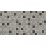 Плочки мозайка с размер 25 x 50  см. Mosaico Negro