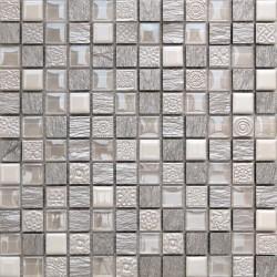 Креативни мозаечни плочки с размер 30 x 30 см. Taj Mahal от CIFRE (Испания)
