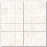 Гранитогрес бяла мозайка Malla Norfolk Blanco