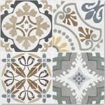 Декоративни подови плочки гранитогрес многоцветен модул –  Boulevard Multicolor 44.5