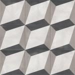 Плочки гранитогрес ефект 3D блок – Bondi Blocks Nat.