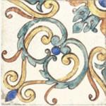 Panarea Mediterraneo декорен комплект плочки на Tuscania