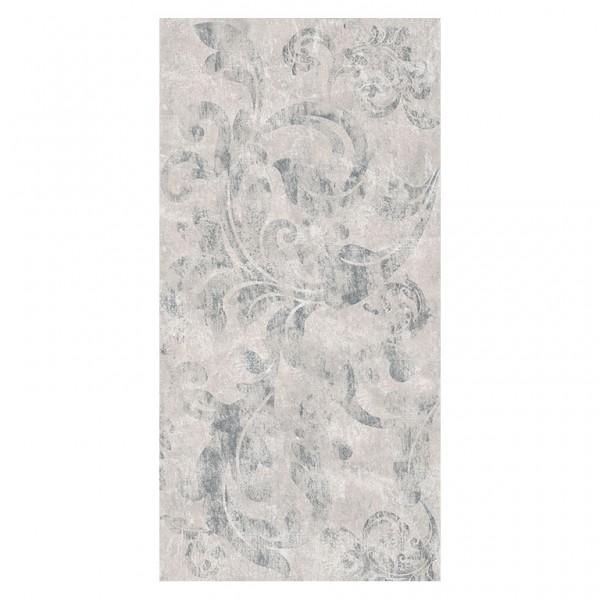 Плочки за стена с размери 60 x 120 см. Canvas Used Grey