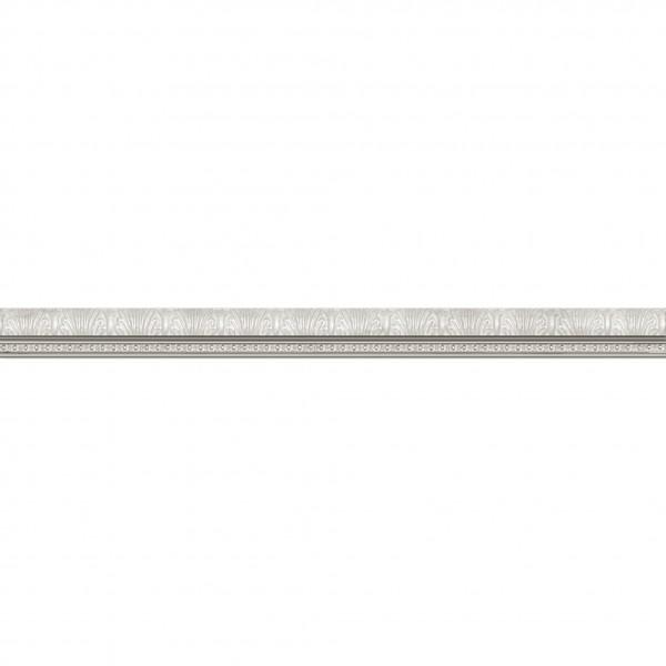 Фриз за баня 4x80 см Moldura Kent Luxury White Venus Ceramica