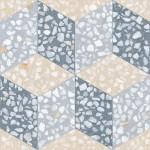 Гранитогресни плочки декорен модул синьо – Cavour Azul G198