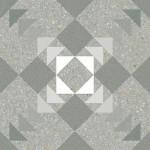 Гранитогрес декор геометрия в морско синьо – Benaco Mar G198