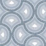 Гранитогрес декорен модул син цвят – Pigneto Nube G198