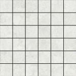 Гранитогрес декоративен – бяла мозайка Mosaico Saria Blanco G61