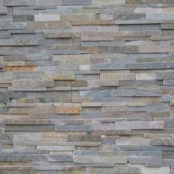Плочки от камък с ефект открита зидария Laja Iris от TERCOCER (Испания)