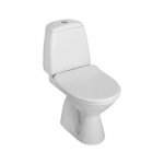 Моноблок Solo Тоалетна чиния с вертикално оттичане