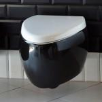 Луксозна Стенна тоалетна чиния Moai 8604  Soft Close механизъм
