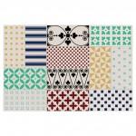 Плочки за стена с размери 10 x 20 см. Clichy Vainilla G225
