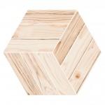 Гранитогрес плочки с размери 44.5 x 38 см. Honeycomb Fremont Natural